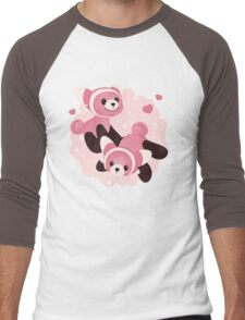 Fluffy Stufful Men's Baseball ¾ T-Shirt