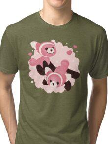 Fluffy Stufful Tri-blend T-Shirt