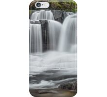 West Virginia's Dunloup Falls iPhone Case/Skin