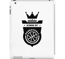 Kings of basketball iPad Case/Skin