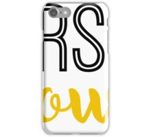 University of Iowa iPhone Case/Skin