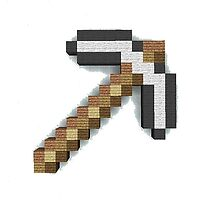MInecraft Pickaxe by SlickyRicky