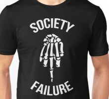 Society Failure Unisex T-Shirt
