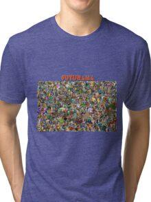 Futurama Tri-blend T-Shirt