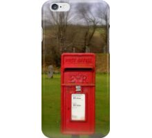 Country Mailbox iPhone Case/Skin