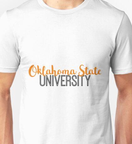 Oklahoma State University Unisex T-Shirt