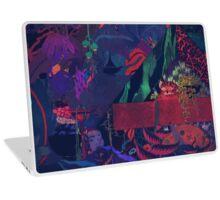 GLASS ANIMALS // BLACK MAMBO Laptop Skin