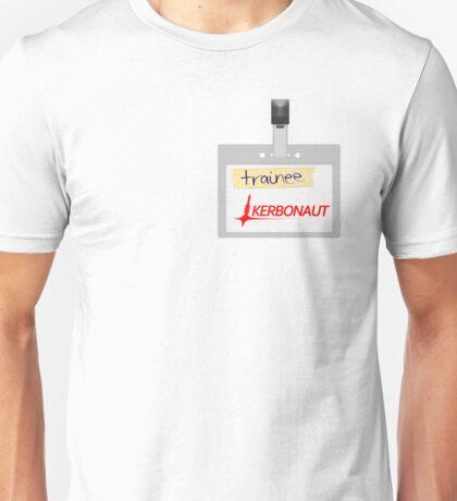 """Trainee Kerbonaut"" - Kerbal Space Program Unisex T-Shirt"
