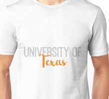 University of Texas Unisex T-Shirt