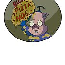 Bloaty's Pizza Hog by becktacular