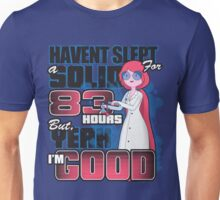 Sleepless in the Candy Kingdom Unisex T-Shirt