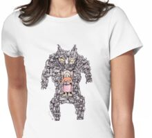 MEGA CAT LADY! Womens Fitted T-Shirt
