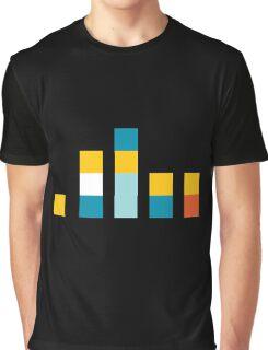 Minimal Simpsons Graphic T-Shirt