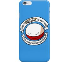The Heart of Life iPhone Case/Skin