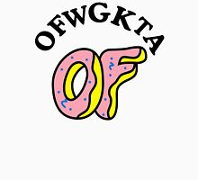 OFWGKTA Doughnut and Words Men's Baseball ¾ T-Shirt