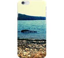 Rocky Lake  iPhone Case/Skin