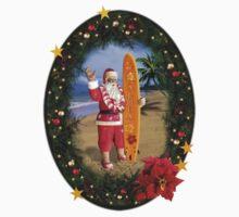 Maui Santa One Piece - Short Sleeve
