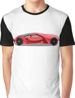 F80 Ferrari Concept Graphic T-Shirt