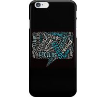 Cecilos Collage iPhone Case/Skin