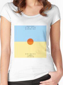 Stn Mtn Gambino Women's Fitted Scoop T-Shirt