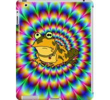 Hypno Toad iPad Case/Skin