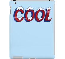 Cool as Ice iPad Case/Skin