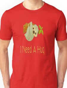 Hugging Sloth Unisex T-Shirt