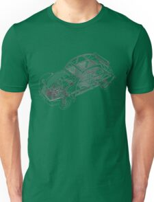 citroen 2cv | Cars Unisex T-Shirt