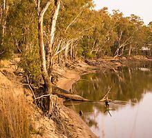 Murray River - Cobram by Chris Kean