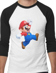 Super Mario Bros.  Men's Baseball ¾ T-Shirt