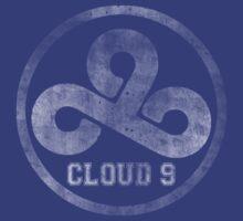 Vintage Team Cloud 9  by Evildoctermcbob