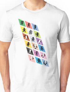 Z-Crystals! Unisex T-Shirt