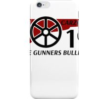Carzola Gunners Bullet iPhone Case/Skin