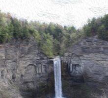 Taughannock Falls Sticker