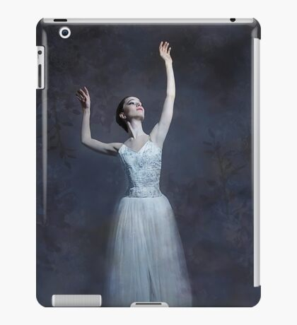 A Basking in the Mystery of Light iPad Case/Skin