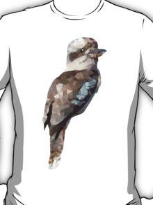 Geometric Kookaburra T-Shirt