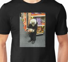 Care For A Treat Dearie? Unisex T-Shirt