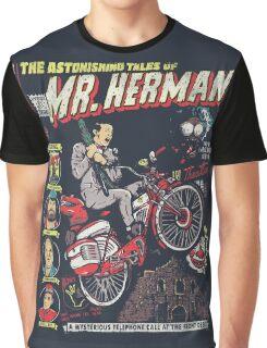 Astonishing Adventures Graphic T-Shirt