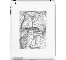 Chapter 3: page 3 iPad Case/Skin