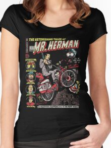 Astonishing Adventures Women's Fitted Scoop T-Shirt