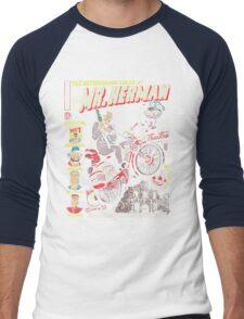Astonishing Adventures Men's Baseball ¾ T-Shirt