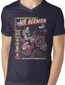 Astonishing Adventures Mens V-Neck T-Shirt