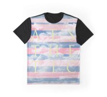 AESTHETIC clouds Graphic T-Shirt