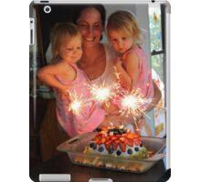 Happy birthday iPad Case/Skin