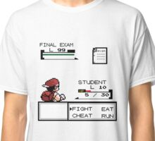 pokemon battle Classic T-Shirt