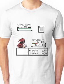 pokemon battle Unisex T-Shirt