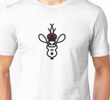 Mosca abstracta  Unisex T-Shirt