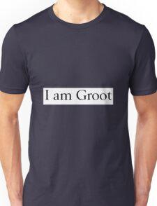 I am Groot Unisex T-Shirt