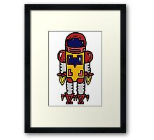 The Suit Framed Print
