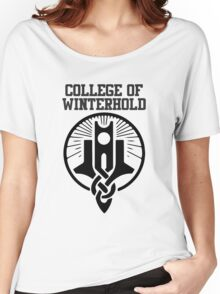 College of Winterhold - Jersey Style #2 Women's Relaxed Fit T-Shirt